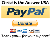 Donate to Christ is the Answer USA
